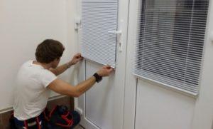 Установка рулонных жалюзи в Ульяновске
