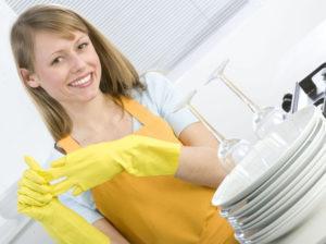 Мойка посуды на дому в Ульяновске