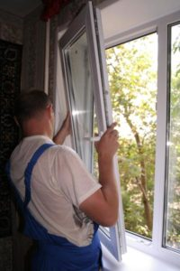 Замена створок пластиковых окон в Ульяновске