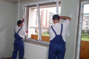 Установка пластиковых окон в Ульяновске