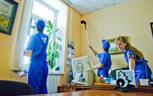 Уборка помещений в Ульяновске