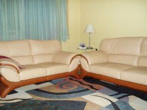 Перетяжка кожаной мебели в Ульяновске